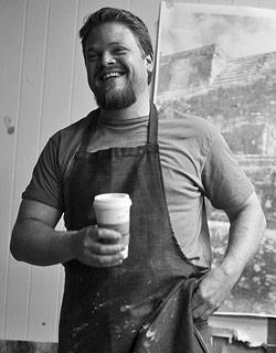 Portrait-Brian Bussey